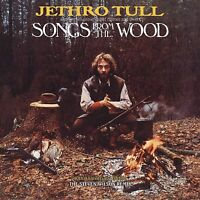 JETHRO TULL - SONGS FROM THE WOOD (40TH ANNIVERSARY EDITION) CD NEW!