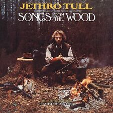 JETHRO TULL - SONGS FROM THE WOOD (40TH ANNIVERSARY EDITION) CD NEW+