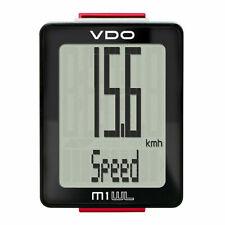 VDO M1 Wireless Bicycle Computer. NEW. 285.VDO3001