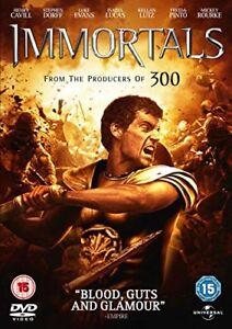 Immortals [DVD] [2011] [DVD][Region 2]