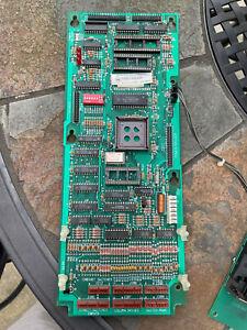 Williams Bally Pinball WPC-S CPU MPU Security PCB Board A-17651 - Working!