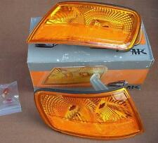 94-97 JDM Honda accord 2, 4 & 5 door Amber Turn Signal Corner Lights w/ Bulbs