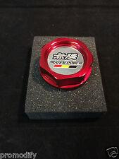 Rojo Mugen Estilo de aleación de llenado de aceite Billete PAC Honda Ef Eg Ek es Crx Dc2 fd2 fn2