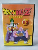 Dvd dragon ball Z  N°12  TF1 AB prod Version FRANCE DBZ