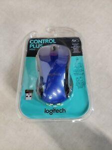 Logitech Control Plus Wireless Mouse M510 BLUE