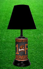 OREGON STATE BEAVERS - NCAA LICENSE PLATE LAMP - FREE SHIPPING IN USA