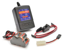 Modelsport UK 6v Receiver Battery and Quick Charger Pack (Hump Pack) #MSRXSCH