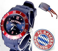 1FC Bayern München Bierdeckel+Bayern Städte Armbanduhr+Sonnenbrille(NEU)23