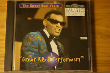 Set of Five RnB Soul Cds by Sunday Times 69 Tracks in Total Great Value Set