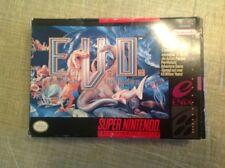EVO: Search for Eden  (Super Nintendo, 1995)