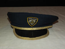 VINTAGE TOY  POLICE CITY OF TOYLAND ADJUSTABLE HAT CAP