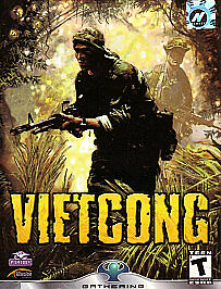 Video Game PC Vietcong US Special Forces in Vietnam NEW