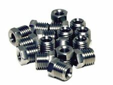 Wizards of NOS WoN  nitrous oxide systems  5mm compression fitting retaining nut