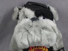 Harley-Davidson Motorcycles Bulldog Bad Boy Tough Guy Plush Stuffed Animal Toy