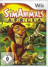 """ Sim Animals Afrika "" (Nintendo Wii)"