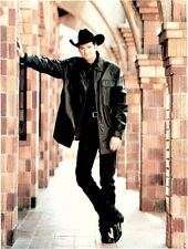 1999 FULL COLOR TRACY BYRD INDUSTRY PUBLICITY PHOTO