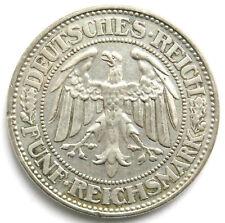 5 Reichsmark 1927 D