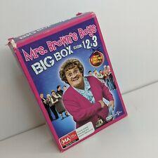 Mrs. Brown's Boys Big Box : Series 1-3 VGC CIB Australian Release + FREE POST