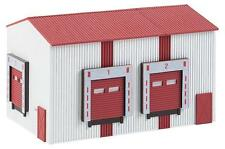 NEW in BOX :  HO Faller Small Warehouse / Storage Building KIT # 130166