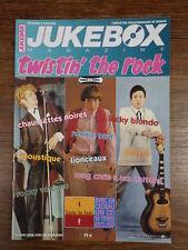 REVUE JUKEBOX MAGAZINE / 2002 / HORS SERIE / SPECIAL TWISTIN THE ROCK sans CD