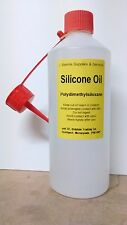 Treadmill Silicone Lubricant 500ml oil bottle non toxic 100% pure silicone