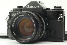 [NEAR MINT] Canon A-1 SLR Film Camera body w/ 50mm f/1.4 S.S.C lens Japan **1034