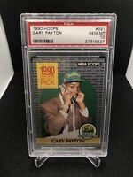 1990-91 Hoops Gary Payton Rookie RC PSA 10