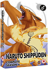 NARUTO SHIPPUDEN COMPLETE SERIES 6  DVD NEW