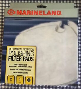 Marineland Mechanical Filtration Polishing Filter Pads