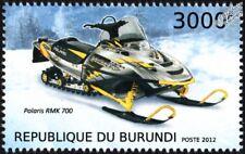 POLARIS RMK 700 Snowmobile Vehicle Stamp