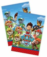 Amscan 999137 Paw Patrol Plastic Party Bags 013051557256