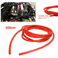 3 Meters Car Motorcycle Red Vacuum Hose Gas Oil Fuel Line Tube Connector Durable