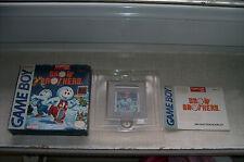 Snow Brothers  Capcom USA OVP Nintendo Game BOy