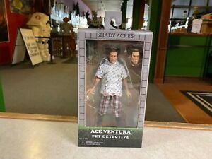 "NECA Toys ACE Ventura PET Detective Shady Acres ACE 8"" Retro Action Figure NIB"