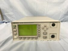 Hp Agilent E4418B Programmable RF Power Meter With Option 003 TESTED