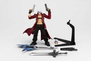Dante: REVOLTECH YAMAGUCHI 003 Devil May Cry 3 / Kaiyodo FROM JAPAN