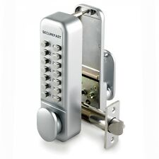 Securefast Digital Code Lock with Easy Change Code and Holdback Facility SBL320S