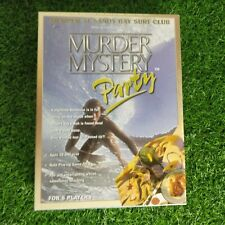 Murder Mystery Party -  Murder At Sandy Bay Surf Club - Brand New Sealed