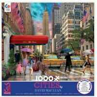 NEW YORK CITY - 1000 PIECE JIGSAW PUZZLE - BRAND NEW 3166-3