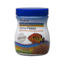 Aqueon Color Enhancing Marine Flakes  1.02oz
