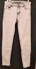 Nouvelle place du femme Jour rock skinny bleached jeans - 10