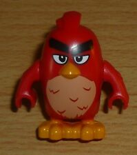 Lego The Angry Birds Movie Figur Red mit anderem Gesicht
