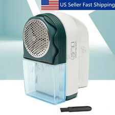 Clothes Lint Fuzz Shaver Pill Fluff Remover Fabrics Sweaters Portable Us�