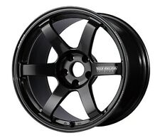 RAYS VOLK TE37 SAGA Forged Wheels Gunmetal 7.5J-18 +48 for 2017 CIVIC from JAPAN