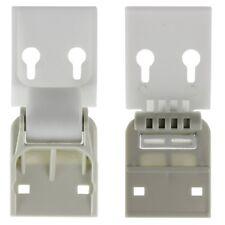 Norfrost C4EF110L, 5093, C165DL Congelatore controbilanciare Hinge-confezione da 2