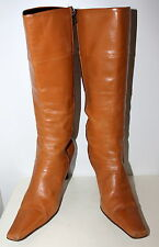 The Saddler beige mid-calf boots women Eur 37.5 US-Aus 7  Used from Italy