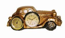Retro Design Auto Oldtimer Car Quarzuhr Quarz Uhr Kaminuhr Tischuhr Dekoration