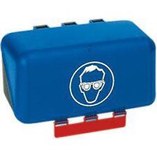 """SECU-Box """"Mini Standard"""" für Augenschutz Brille Schutzbrille blau"""