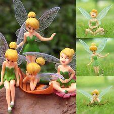 Flower Fairy MicroLandscape Gardening Fairy Mini Dollhouse Family Ornament DECOR