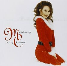 MARIAH CAREY - MERRY CHRISTMAS: CD ALBUM (1994)